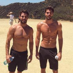 Nick Bateman &Joseph Cannata