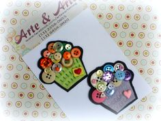 Cup Cakes - Scrapbooking accessories