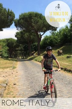 10 things to do with kids in Rome Italy International Travel Rome Travel, Italy Travel, Travel With Kids, Family Travel, Big Family, Italy Holiday Destinations, Vacation Destinations, Cool Places To Visit, Places To Travel