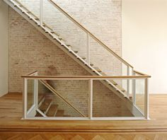 10 Favorites: Wood and Steel Stairs from the Remodelista Architect/Designer Directory : Remodelista !