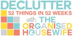 Tips, ideas and inspiration to clean, declutter and organise your home. Plus loads of family friendly recipes and lunchbox ideas.