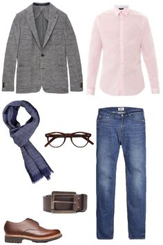 Shoes Grenson Jacket Gant Shirt Paul Smith Jeans Acne Scarf Suitsupply Belt Fjallraven Glasses Cutler and Gross   http://appstore.com/app/goodlook