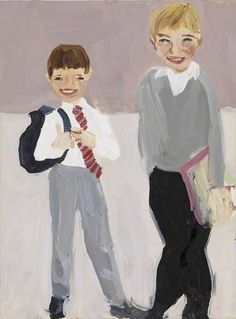 Your Paintings - Chantal Joffe paintings