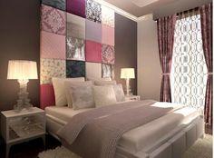 Nice fabric decor DIY easily
