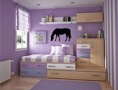 Free Shipping - Large Grazing Horse - Wall Art - Vinyl Decal - 23 x 14 - perfect for your little horse girls room $9.99