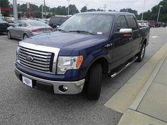 2011 Ford F-150 XLT ... 5.0L V8 engine ... automatic 6-speed transmission ... 4 Door SuperCrew ... 72,393 miles ... CONTACT LAFAYETTE FORD: 5202 Raeford Road, Fayetteville, NC 888-591-6778 -- lafayetteford.com