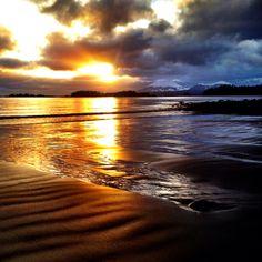 Beautiful Sitka, Alaska Sunset. Come see for yourself. Visit www.alaskanstory.com.