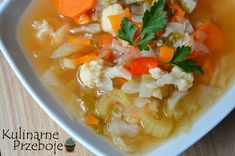 Polish Recipes, Thai Red Curry, Cooking Recipes, Ethnic Recipes, Food, Dinners, Diet, Dinner Parties, Polish Food Recipes