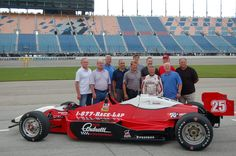 Double Experience SALE:$639.99 (Retail: $899.99) Buy Gift Card Do the Double at Mario Andretti Racing Experience! It's double the driving experience. This 3-hour experience has double the driving time making it double the experience. Drive a full size, Indy-style race car for (2) 8-minute sessions, 16 minutes total in back to back timed racing sessions …