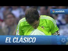 Gran parada de Casillas tras el disparo de Mathieu