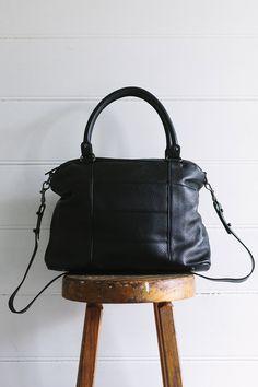 Status Anxiety - Wanderer Bag In Black