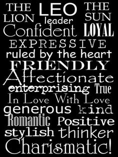 Subway Art Sign Leo Zodiac Typography Print 5×7 in   Pinterest Most Wanted