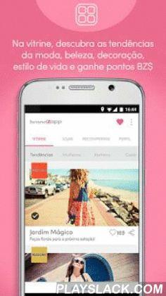 BrandZapp - Mobile Showcase  Android App - playslack.com ,  O brandZapp traz para você tudo de mais novo e atual do mercado fashion, decoração, saúde e beleza, tecnologia e estilo de vida. Tire alguns minutos para relaxar vendo a nossa vitrine, com campanhas e seleções pensadas e elaboradas cuidadosamente por nossa curadoria. Quanto mais você usar, mais o conteúdo da vitrine terá o seu jeito e o surpreenderá. Além disso você pode comprar seus produtos preferidos diretamente do app!É isso que…