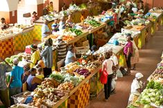 Cheapside Market Barbados business on Thursdays, Fridays and Saturdays