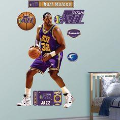 Karl Malone, Utah Jazz