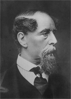 """""""Have a heart that never hardens, and a temper that never tires, and a touch that never hurts."""" -- Charles Dickens. Happy 200th birthday, sir."""
