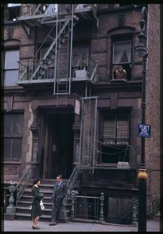 Old #NewYork in Colour Photographs, 1942