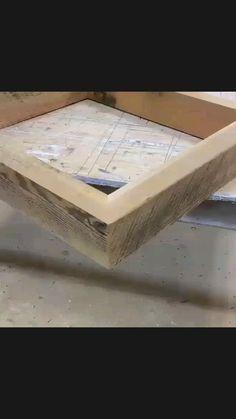 Rustic Log Furniture, Diy Furniture Plans Wood Projects, Diy Furniture Couch, Woodworking Projects Diy, Woodworking Jigs, Handmade Furniture, Woodworking Ideas Table, Woodworking Workshop, Woodworking Techniques
