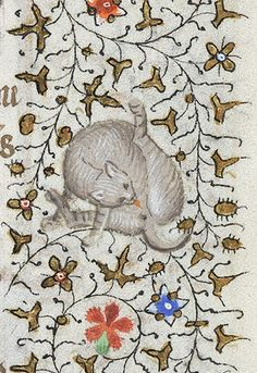 Hours of Charlotte of Savoy, Paris ca. 1420-1425 (NY, Morgan Library & Museum, MS M.1004, fol. 172r)