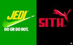 Jedi and Sith Logo