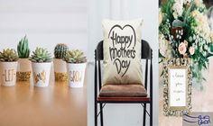 ديكورات مميزة لتزيين المنزل في عيد الأمّ: لا شيء يضاهي تزيين منزلك ببعض الاكسسوارات والقطع الخاصة بعيد الام. فاجعلي الرفوف والزوايا مليئة…