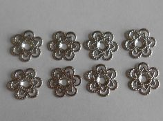 Hey, I found this really awesome Etsy listing at https://www.etsy.com/listing/188462691/vintage-components-filigree-flower