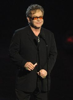 Sir Elton John; the Man the Song