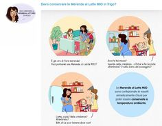 """Nestlé MIO è un brand specializzato nei prodotti babyfood (dai 6 mesi ai 3 anni) ma con un occhio ai """"Piccoli grandi"""" (bambini dai 10/12mesi ai 3 anni). Realizza prodotti a base di latte per una gustosa merenda."""