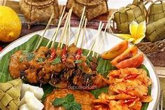 Classic Indonesian food nite at 148Azabujyuban Loves to Cook