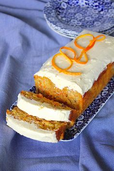 De lekkerste carrot cake van Odette - ENJOY! The Good Life