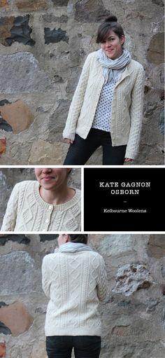 Knitalong FO No. 3: Kate Gagnon Osborn