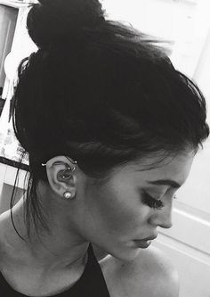 30 Ear Piercings for Women Beautiful and Cute Ideas