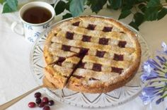 The Linzer cake is to be said to be the oldest-known in the world and it is a traditional cake in Germany. It is great for Christmas but also for Sundays.