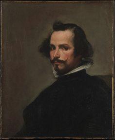 Portrait of a Man - Velázquez (Diego Rodríguez de Silva y Velázquez) (Spanish, Seville Madrid), ca. The Metropolitan Museum of Art Caravaggio, Diego Velazquez, Oil On Canvas, Canvas Prints, Canvas Art, Renaissance, Spanish Art, Spanish Painters, Chef D Oeuvre