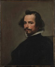 Workshop of Velázquez (Spanish, 1599–1660). Portrait of a Man. The Metropolitan Museum of Art, New York. Marquand Collection, Gift of Henry G. Marquand, 1889 (89.15.29) #mustache #movember