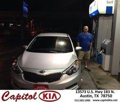 https://flic.kr/p/FTRt9M | #HappyBirthday to Blake from Kaleb Khan at Capitol Kia! | deliverymaxx.com/DealerReviews.aspx?DealerCode=RXQC
