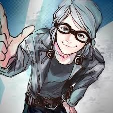X-men Quicksilver, cute fanart! Props to original artist