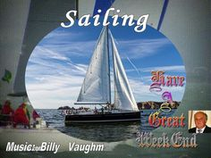 SAILING   Mus:  Billy Vaughn by Gyula Dio  via slideshare
