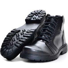 3c0f2a052 Sapato Bota Coturno Masculino Adventure Cano Médio Social - R$ 64,40