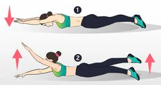 Today we would like to present you with a list of 12 easy fat-reducing moves. They are very easy to perform, but at the same time very effective. 12 Easy Fat-reducing Moves to do in Bed Fitness Workouts, Easy Workouts, At Home Workouts, Reduce Belly Fat, Lose Belly, Fitness Lady, Leg Circles, Tight Shoulders, Diy Home