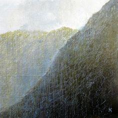 Available prints of Keith Salmon's Scottish Landscape Paintings. Landscape Prints, Landscape Art, Landscape Paintings, Buy Prints, Ethereal, Salmon, Scotland, Pastel, Mountains