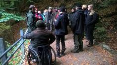 """Konferencja""""Edukacja ekologiczna osób niepełnosprawnych w polskich parkach narodowych – nowe metody i najlepsze praktyki edukacyjne na obszarach przyrodniczo cennych """""""