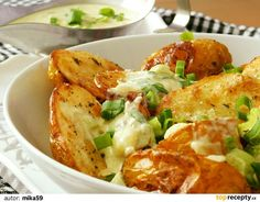 Potato Salad, Cauliflower, Grilling, Food And Drink, Potatoes, Cheese, Meat, Chicken, Vegetables