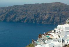Visit Santorini after sailing Greece with MedSailors!