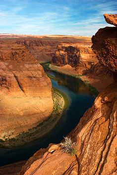 Horseshoe Bend, Glen Canyon, Colorado River, Page, Arizona; photo by James Phelps