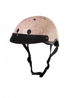 We take bike rides very seriously (AND stylishly, of course) // Sawako Furuno Beige Bike Helmet by Madison Black
