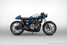 Honda CB1100 #caferacer #motorcycles #motos | caferacerpasion.com