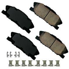 Disc Brake Pads Set Kit Semi-Metallic Front for Chevy GMC Dodge Pickup Van NEW