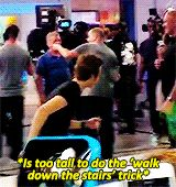 Aww poor Luke xD