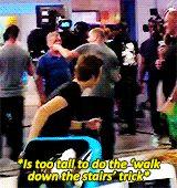 Aww poor Luke xD